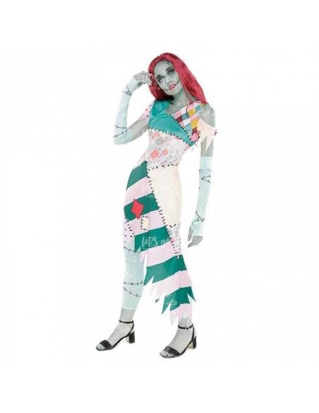 Disfraz Muñeca de Trapo Mujer Halloween