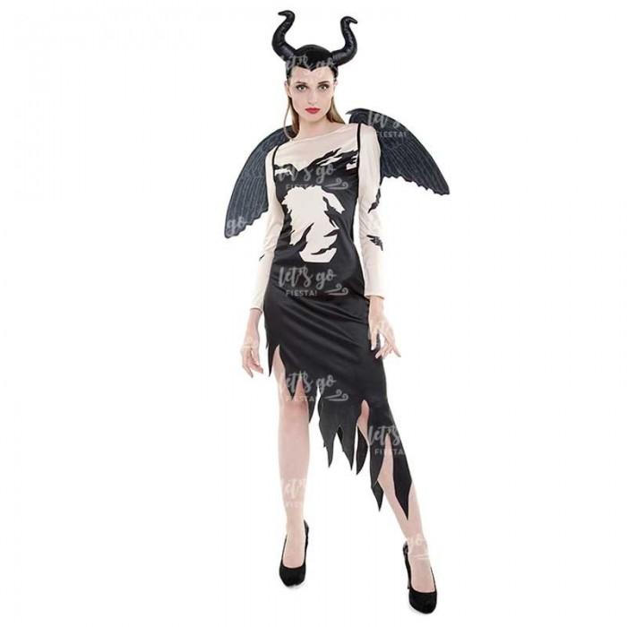 Disfraz Bruja Voladora Mujer Halloween