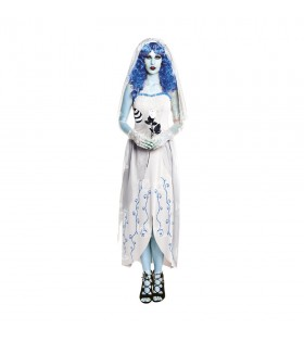 Disfraz de Novia Cadáver Blue Mujer