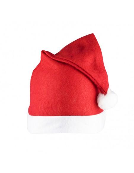 Gorro Navidad Papá Noel adulto fieltro