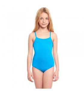 Maillot Tirantes Azul Infantil