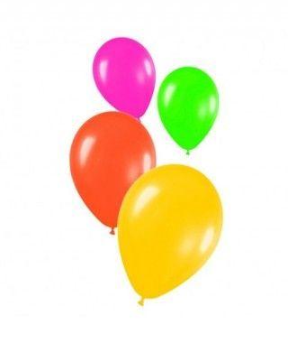 Globos Colores Surtidos 25 cm (20 uds) Látex