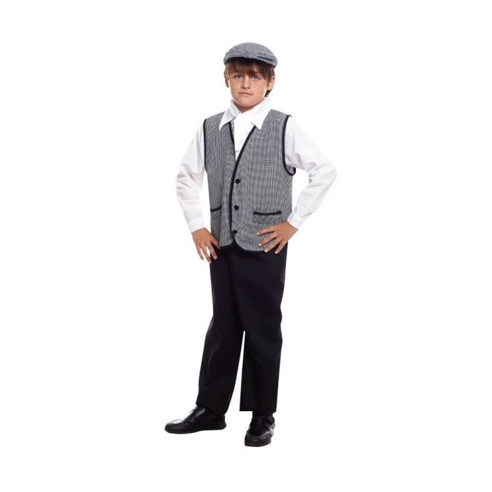 Disfraz chulapo niño infantil para San Isidro