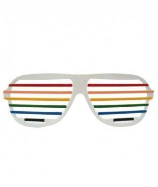 Gafas de Persiana Arco Iris de fiesta