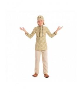Disfraz Hindú Niño Fakir Turbante Bollywood Carnaval