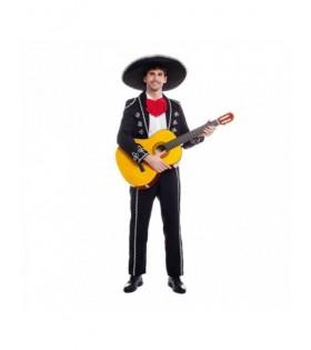 Disfraz Mariachi Mejicano Hombre Carnaval