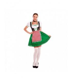 Disfraz Tirolesa Mujer Oktoberfest Carnaval