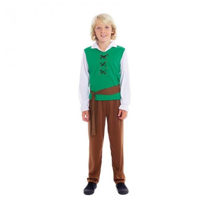Disfraz Mesonero Medieval niño Carnaval