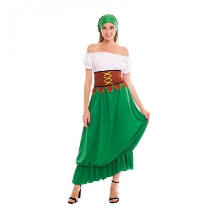 Disfraz Mesonera Medieval mujer Carnaval