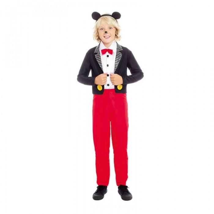 Disfraz Ratoncito Niño Mr Mouse Carnaval