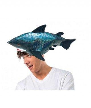 Gorro Animal Tiburón Foam