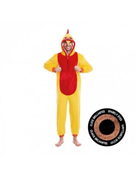 Disfraz Gallo Adulto Carnaval