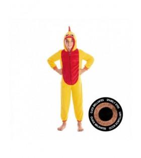 Disfraz Gallo Niños Carnaval