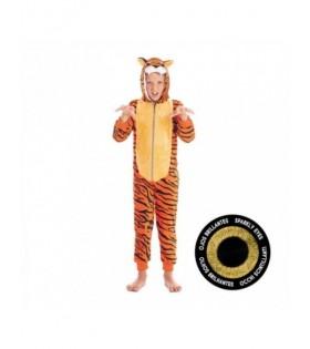 Disfraz Tigre Rayado Niños Carnaval