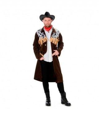 Disfraz Vaquero de Rodeo hombre adulto para Carnaval