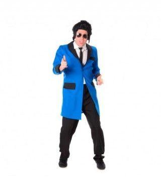 Disfraz Teddy Boy Rockero 50 hombre adulto para Carnaval