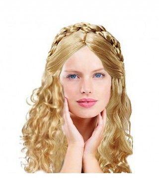 Peluca de Princesa Cenicienta