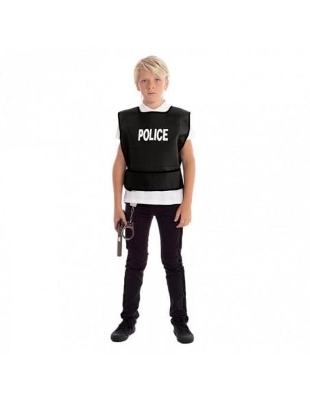 Chaleco Policía Niños Disfraces Profesiones