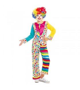 Disfraz Payaso Niño Clown...