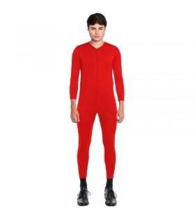 Mono Rojo Adulto Unisex