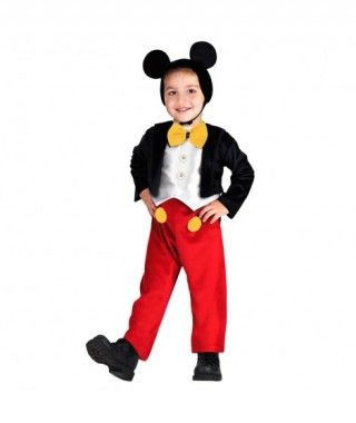 Disfraz Ratón Presumido niño infantil para Carnaval