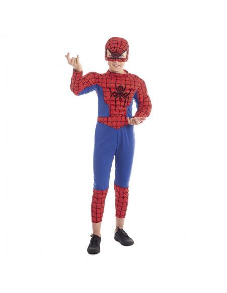 Disfraz Superhéroe Spider Niño