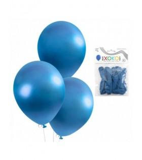 Globos Azules Perla Látex [ 10 pcs] 15 cm Decoración Fiestas Cumpleaños Celebraciones