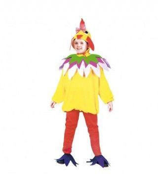 Disfraz Gallina niña infantil para Carnaval