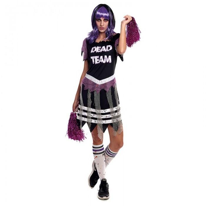 Disfraz Animadora Zombie Mujer