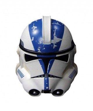 Máscara Soldado Clone Star Wars Accesorio Carnaval