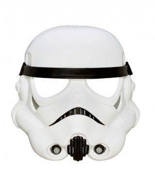 Máscara Stormtrooper Star Wars Accesorio Carnaval
