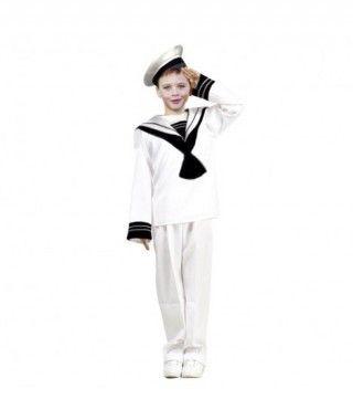 Disfraz Marinero niño infantil para Carnaval
