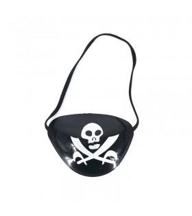 Parche Pirata de plástico