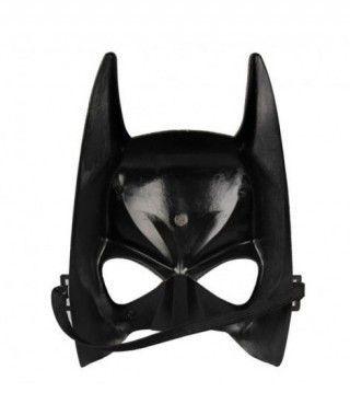Máscara Héroe Batman Accesorio Carnaval