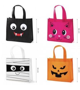 Bolsas Halloween Niños Tejido No Tejido [Modelos Variados]