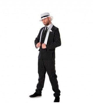 Disfraz Jefe Gángster hombre adulto para Carnaval