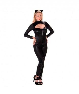Disfraz Mujer Gato Negro adulto para Carnaval