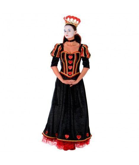 Disfraz Reina de Corazones mujer...