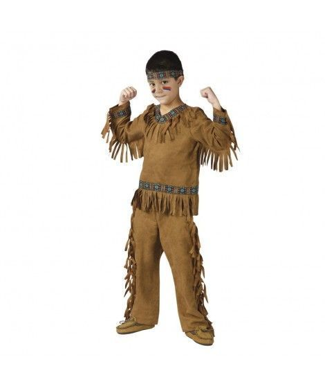 Disfraz Indio niño infantil para Carnaval
