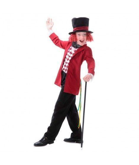 Disfraz Dandy Victoriano niño infantil para Carnaval