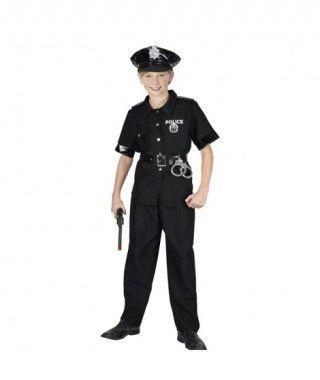 Disfraz Policia niño infantil para Carnaval