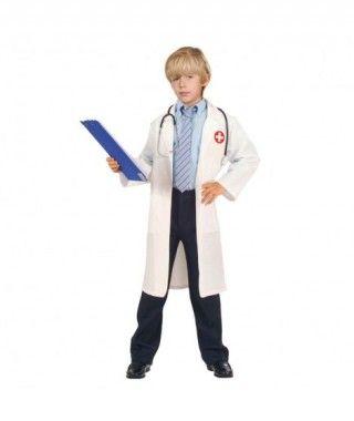 Disfraz de Doctor niño infantil para Carnaval