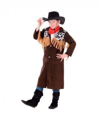 Disfraz Vaquero Rodeo niño infantil para Carnaval