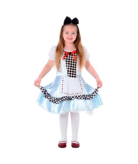 Disfraz Alicia niña infantil para Carnaval