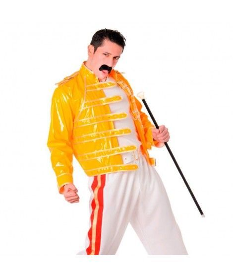 Disfraz de Rock Superstar hombre adulto para Carnaval