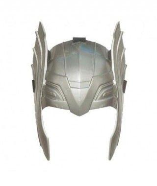 Máscara Casco Thor Súper Héroe Accesorio