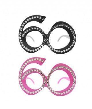 Gafas fiesta 60 Cumpleaños