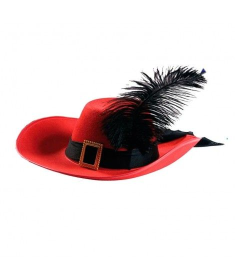 adaece795e448 Sombrero infantil Mosquetero Accesorio