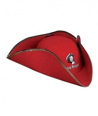 Sombrero de Pirata Capitán Morgan