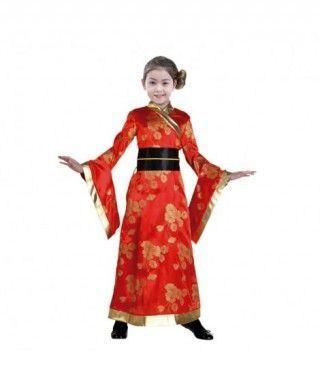 Disfraz China niña infantil para Carnaval
